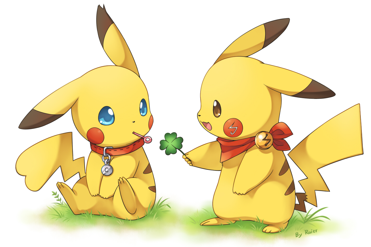 Sear the Believing Pikachu and Arrow the Tailless Pikachu || (Inactive) Pikachu.full.1568253