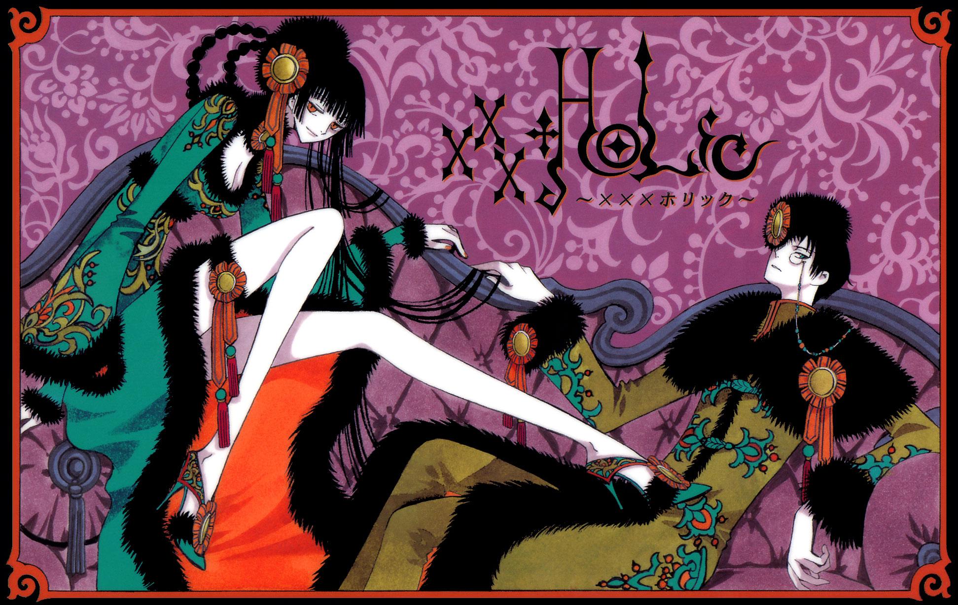 [Campaña de liberación]  Encuentro de mariposas negras [Mimiko-Yuuko] XxxHOLiC.full.349559