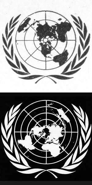 Flat Earth Maps  - Page 3 Logos450