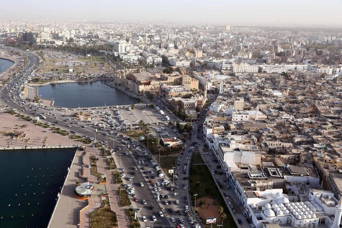 Tripoli, a Tense and Listless City With Gunmen and a Well-Stocked Boss Outlet 00TRIPOLI-WEB-master675