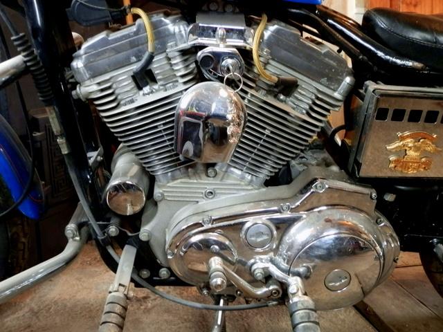 Harley Davidson Sportster 1990, bobber Orig_27558569_MFtF
