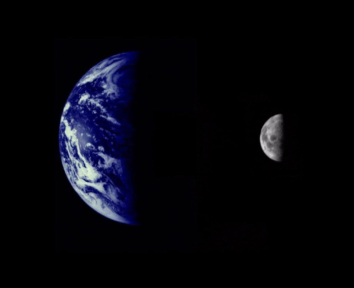 'Black Moon' Friday Mariner-10-earth-moon-space-1973-pia02441