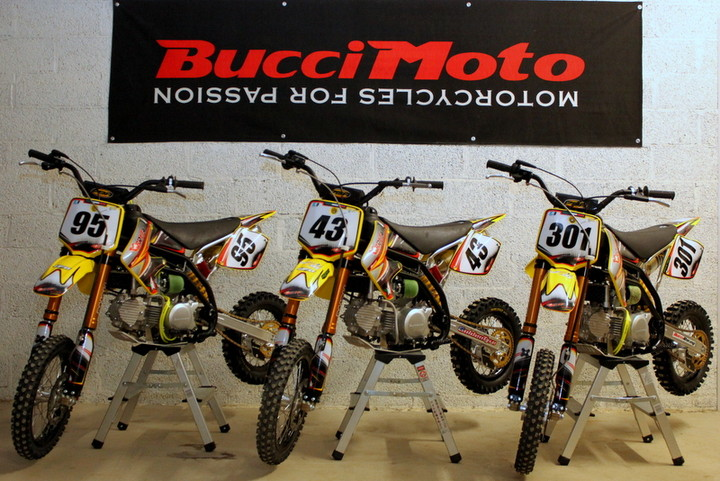 Buccimoto racing 066266675821ce