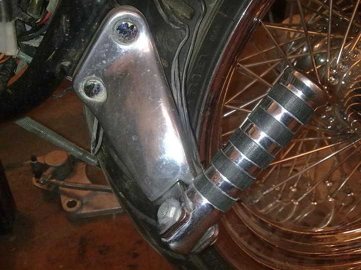 M: Kawasaki Vulcan 1500 VN15 `88-`95 varuosi. 081686519bb350