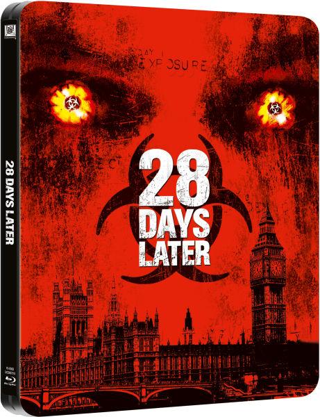28 Days later : Zaavi Exclusive Steelbook 10818320-1371124327-445951