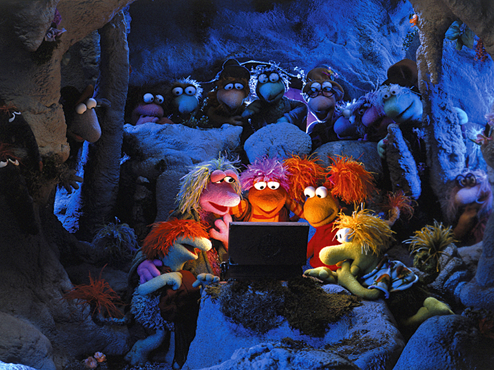 The Muppet Show FraggleRock-TreasureFraggles
