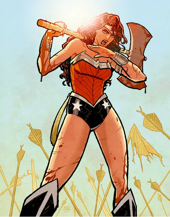 Batman vs. Superman (Man of Steel 2) - Página 4 Wonder_Woman_0047