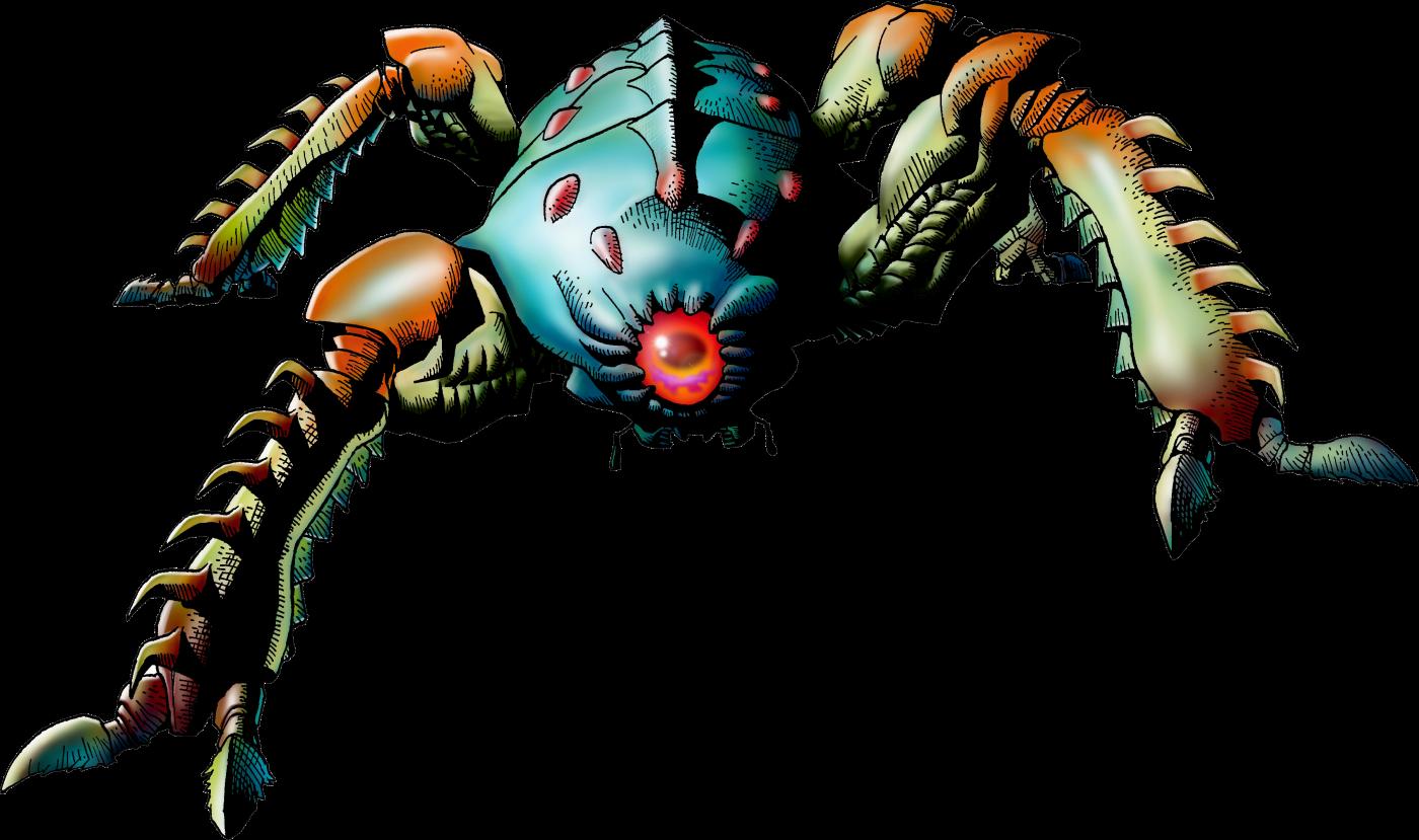 Tektite [SB] Tektite_Artwork_(Ocarina_of_Time)