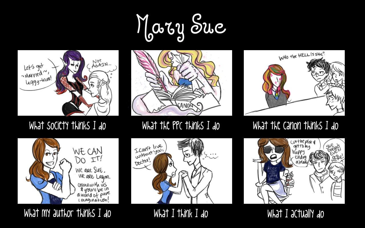 Google image  - Page 5 Mary_sue_meme-1