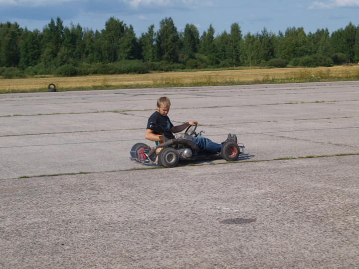 Kart Minsk 125 cc  Silver Large_20751235_UvsA