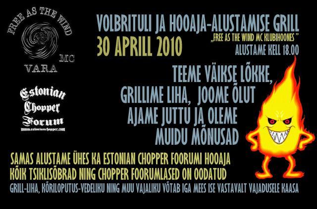 FATW/MC JA CHOPPER FOORUMI HOOAJA-ALUSTAMINE JA VOLBER 30 APRILL 2010 Orig_22697707_eNJG