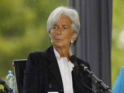A Second Greek Man Has Been Found Dead Since The Emergence Of 'The Lagarde List Christine-lagarde
