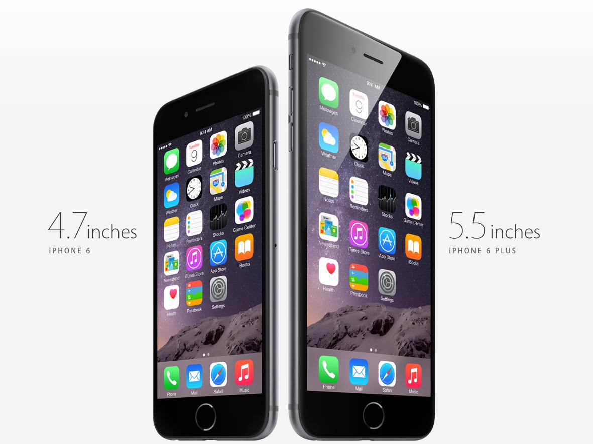 iPhone 6, 6 Plus & iWatch Apple-iphone-6-4