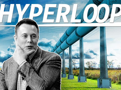 The Hyperloop: The Future of Travel Hyperloop-image