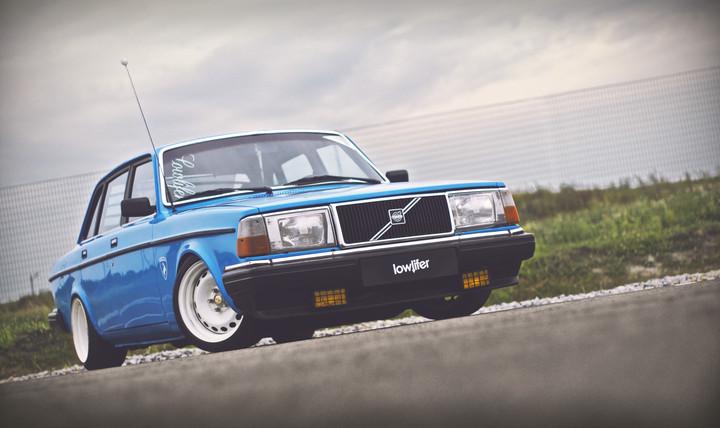 Ollu: Volvo 240 B230FT 01045123794163d