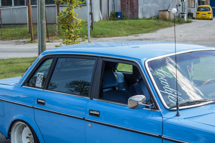 Ollu: Volvo 240 B230FT 0107037851aa148
