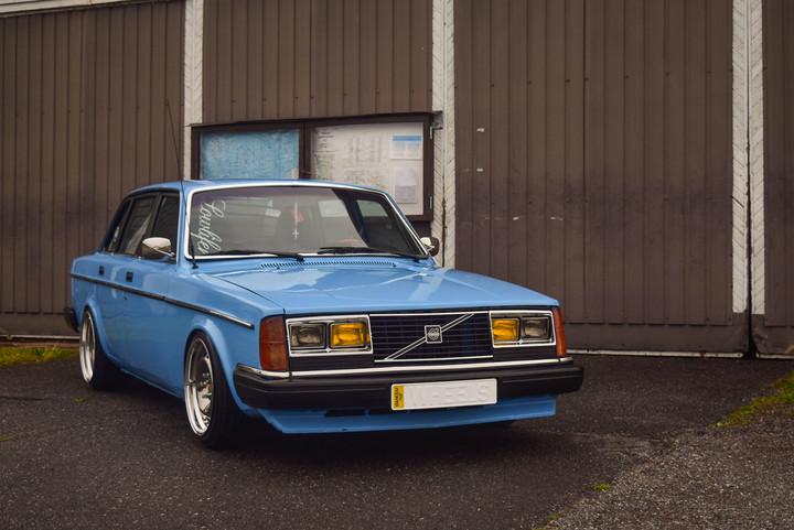 Ollu: Volvo 240 B230FT 0110316667a9b6a