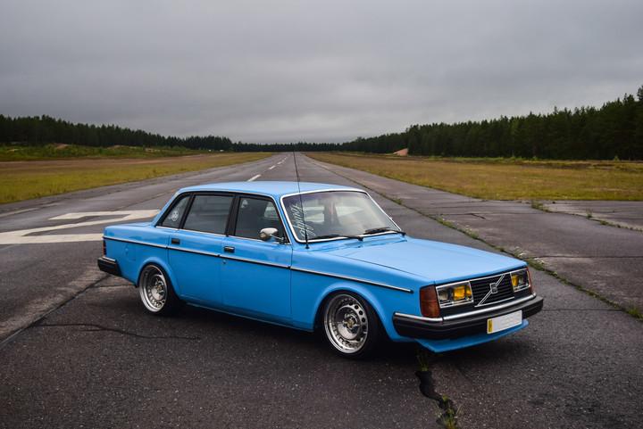 Ollu: Volvo 240 B230FT 0110316675ad670