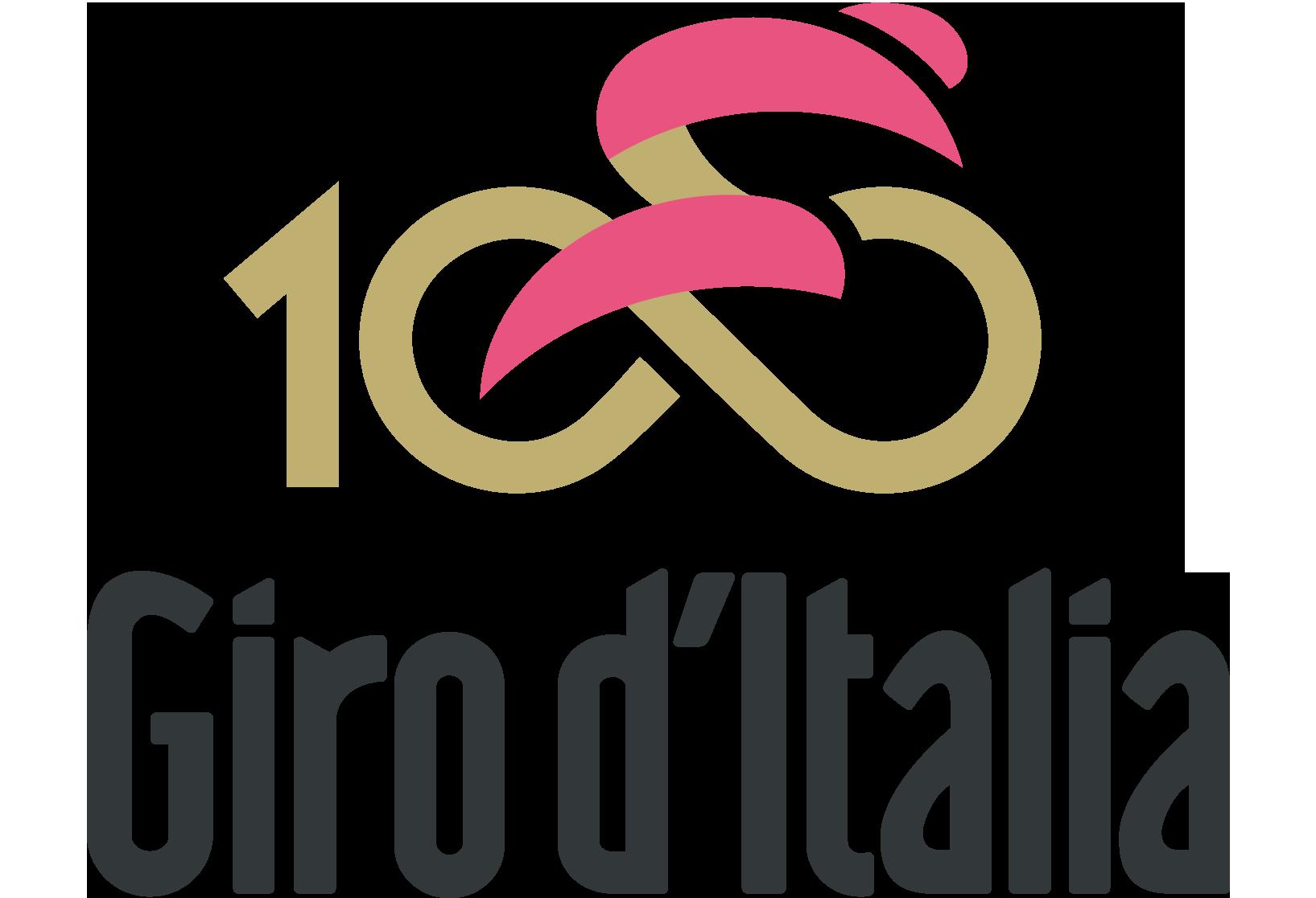 Giro de Italia 2017 - Página 3 Logo