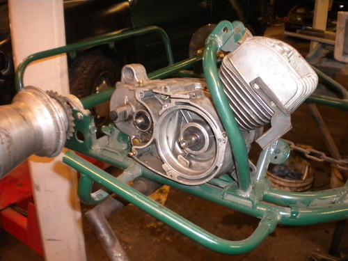 """Kart 50cc """"Pioneer"""" klass 239138273392aa_m"""