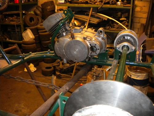 """Kart 50cc """"Pioneer"""" klass 23913829af57c1_m"""