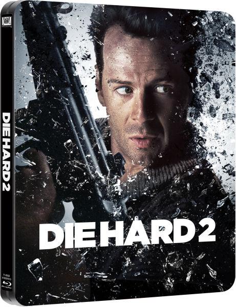 Die Hard 2 :  Steelbook Zaavi Exclusive Edition 10831040-1373473340-313897