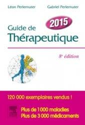 Les livres indispensables pour l'interne en médecine (gratuit) - Page 3 9782294739712-guide-therapeutique-2015