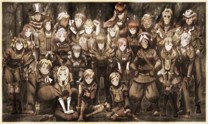Gallia - To Arms! Squad422