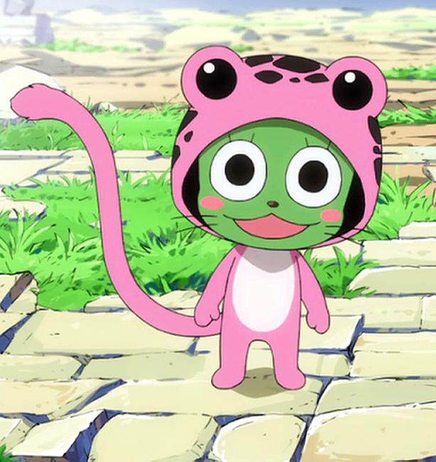 Registro de Animais e Armas Frosch_anime