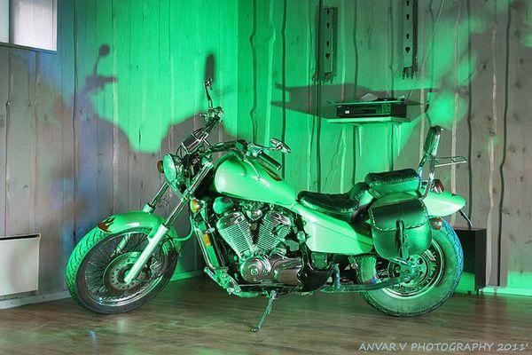 M/V honda shadow vt600c custom 1100.- kiire Orig_26122221_eevE