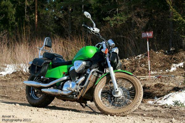 M/V honda shadow vt600c custom 1100.- kiire Orig_26122223_zq2q