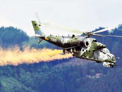 ابني جيشك الخاص بأي سلاح تريد  - صفحة 2 Mi-24