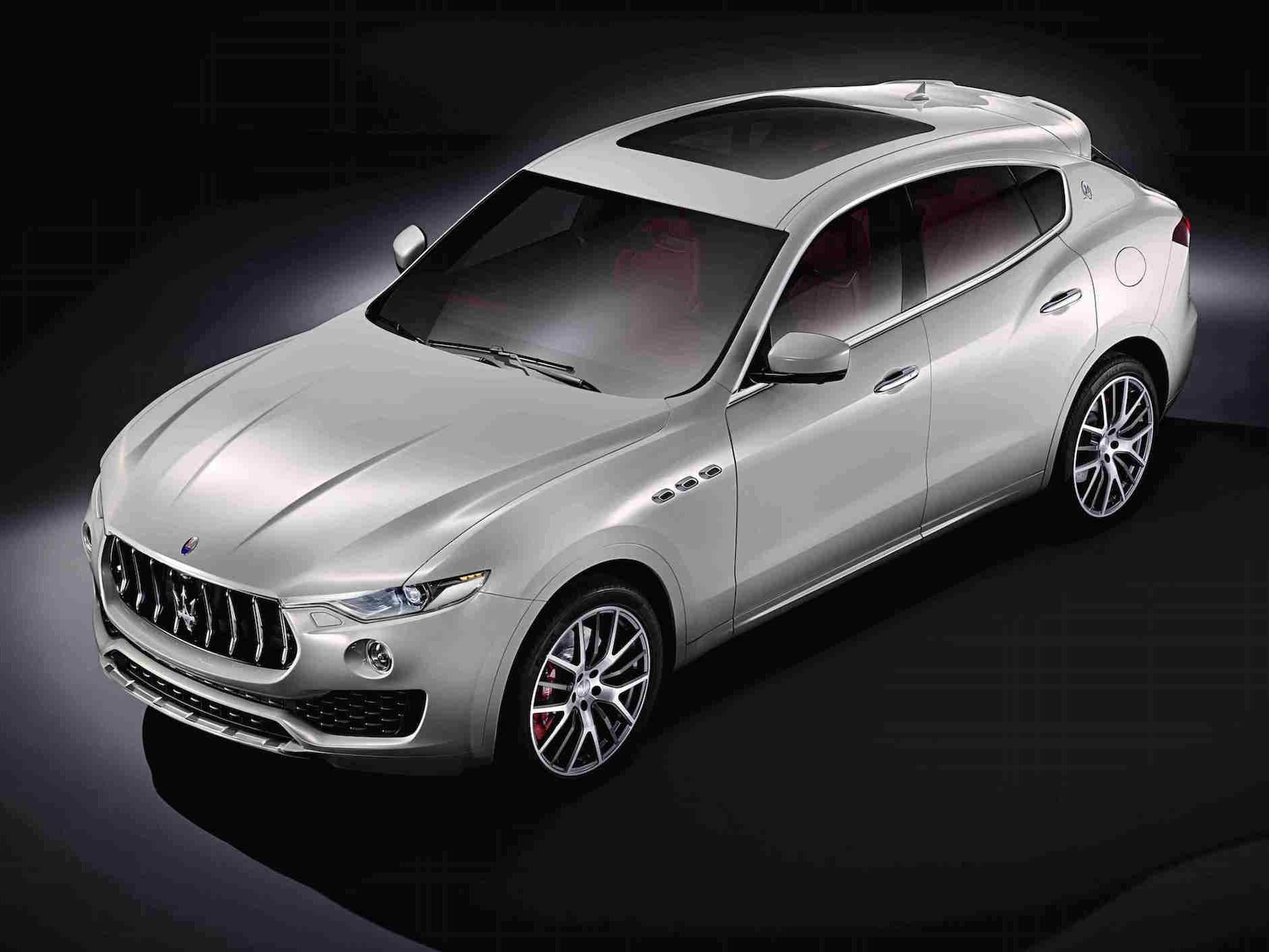 Maserati Levante: il primo SUV della storia del Tridente Maserati%20levante%20(2)