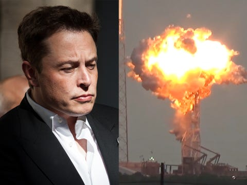 Anonymous: Elon Musk Warns About Coming World War 3 And Dark Age Elon-musk-falcon-9-rocket-launchpad-explosion-getty-uslaunchreport-4x3