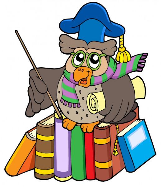 Muy feliz cumpleaños Carlos  Depositphotos_2259504-stock-illustration-owl-teacher-with-parchment-and