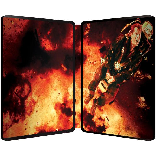 Die Hard 2 :  Steelbook Zaavi Exclusive Edition 10831040-1373473340-313892