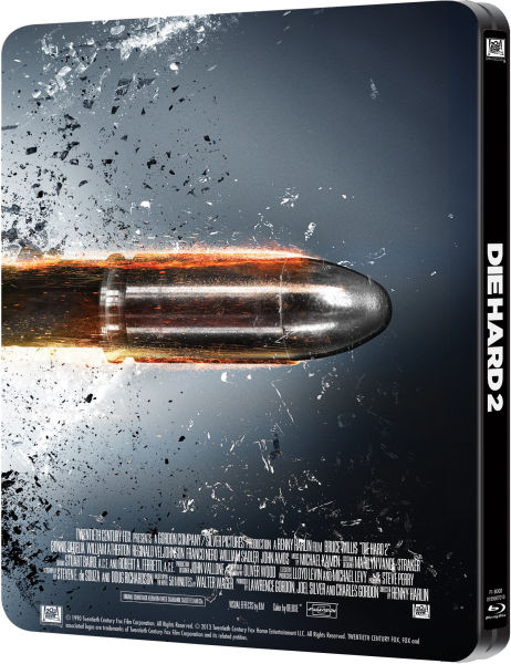 Die Hard 2 :  Steelbook Zaavi Exclusive Edition 10831040-1373473340-313915