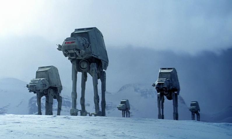 Star Wars auf die Augen... AT-AT_im_Film