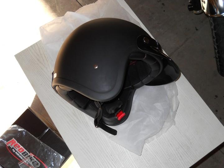 M: Redbike retro kiiver suurus M  Large_27852357_DPz7