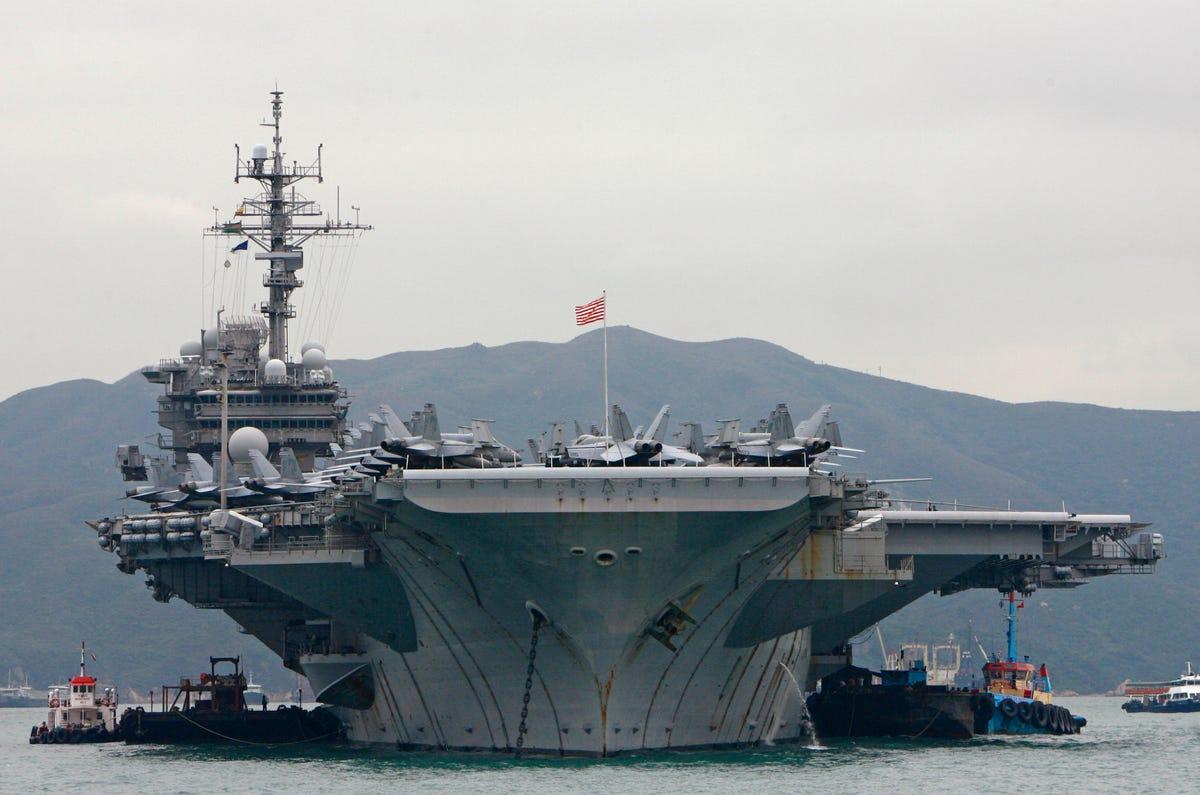 حرب باردة جديدة؟ كيف تعمل الصين على تحدّي القوة العسكرية الأمريكية Rtr1zz57