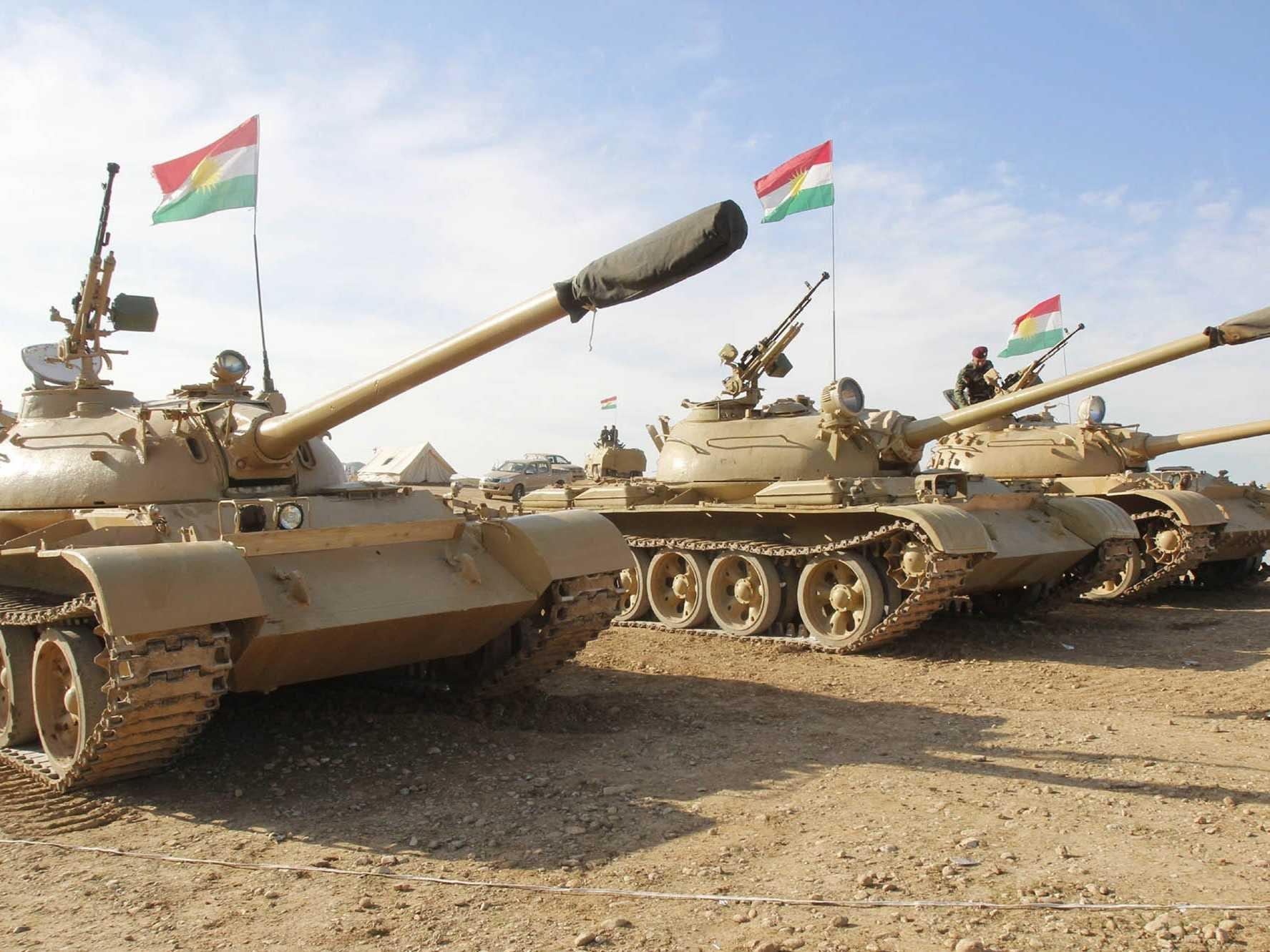 قوات البيشمركه الكرديه  As-the-kurds-mobilize-in-iraq-heres-a-look-at-what-they-have-in-their-arsenal