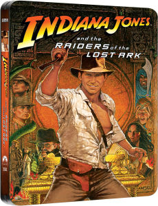 Indiana Jones and the raiders of the lost Ark - Steelbook - Exclue Zavvi 10788002-1363088671-809601