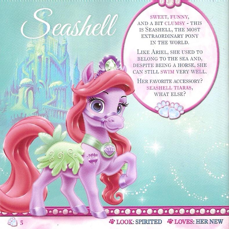 Palace Pets Disney ♥ - Page 4 Seashell