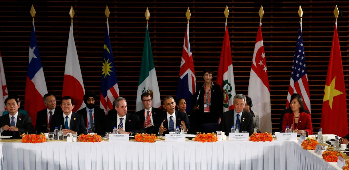 Obama Is On The Verge Of 2 Trade Deals That Could Transform The US Economy Tpp