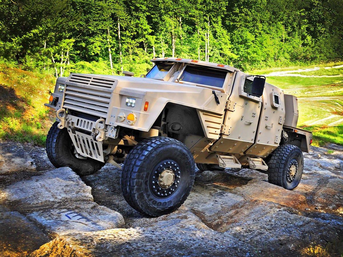 les futurs Humvee peut étre ??????? Lockheed-jltv