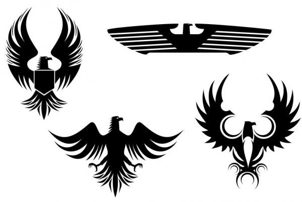 Galerie de Draco  Dep_4651267-Eagle-tattoos