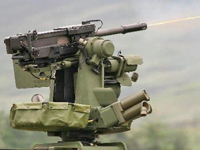 قراءة استراتيجية ... نظم الاسلحة المتحكم بها عن بعد. Kongsberg
