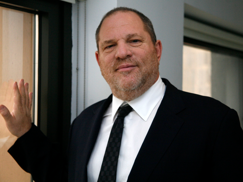 Hollywood is a Satanic Cesspool ~ Harvey Weinstein Updates Harvey-weinstein