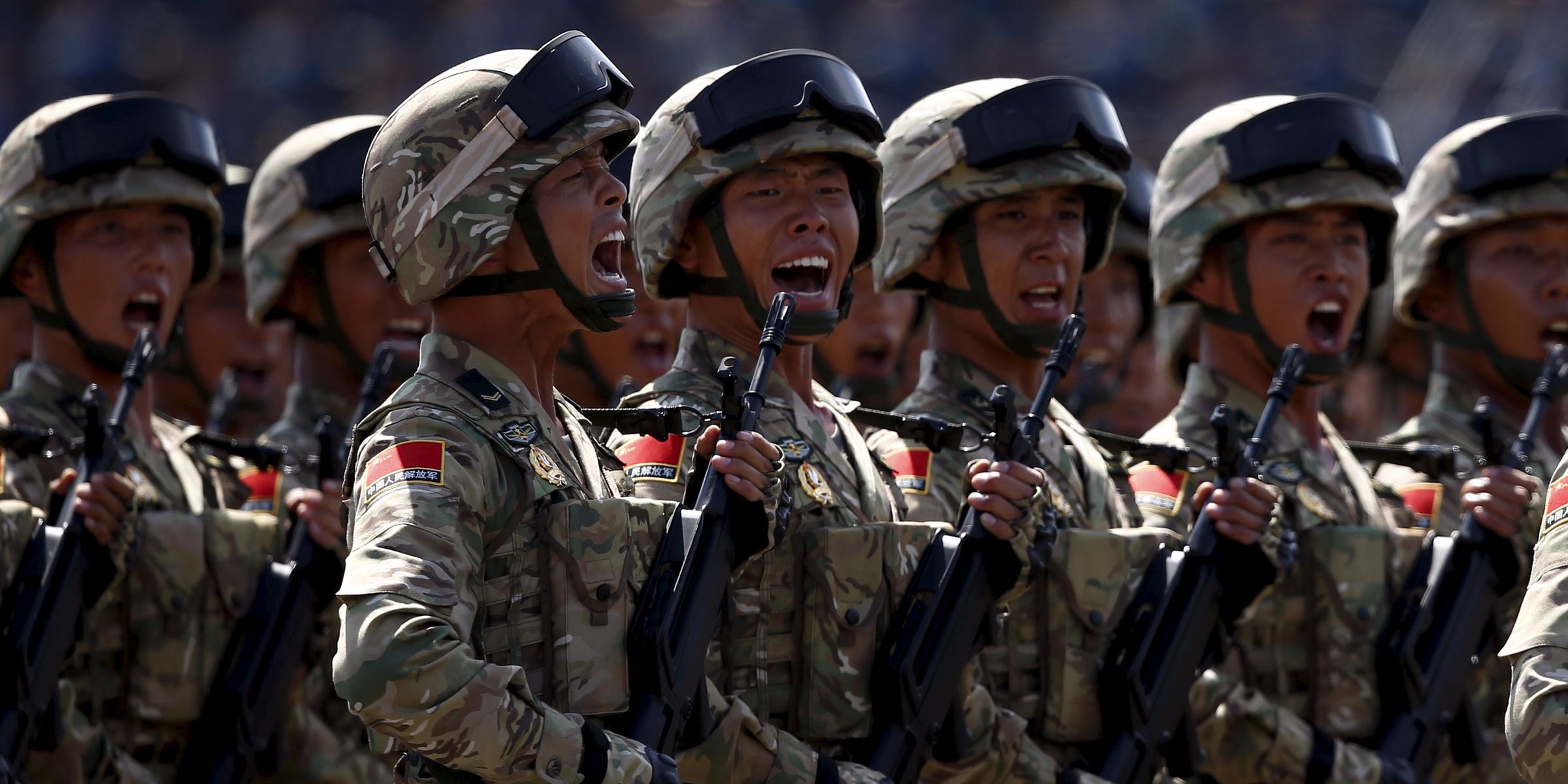 guerra - ¿Qué podría desatar una guerra entre China y la India? Rtx1qur2