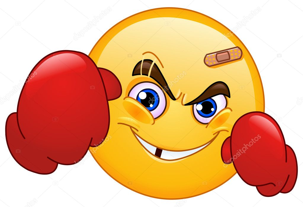 Programma Maratona Lenz gara 21/04/2013 Depositphotos_6902185-Boxer-emoticon